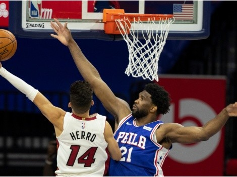 Heat and Sixers meet in potential playoff preview
