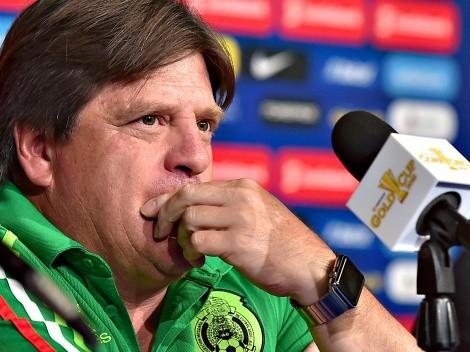 Miguel Herrera confesó el nombre del peor jugador que llamó a la Selección mexicana