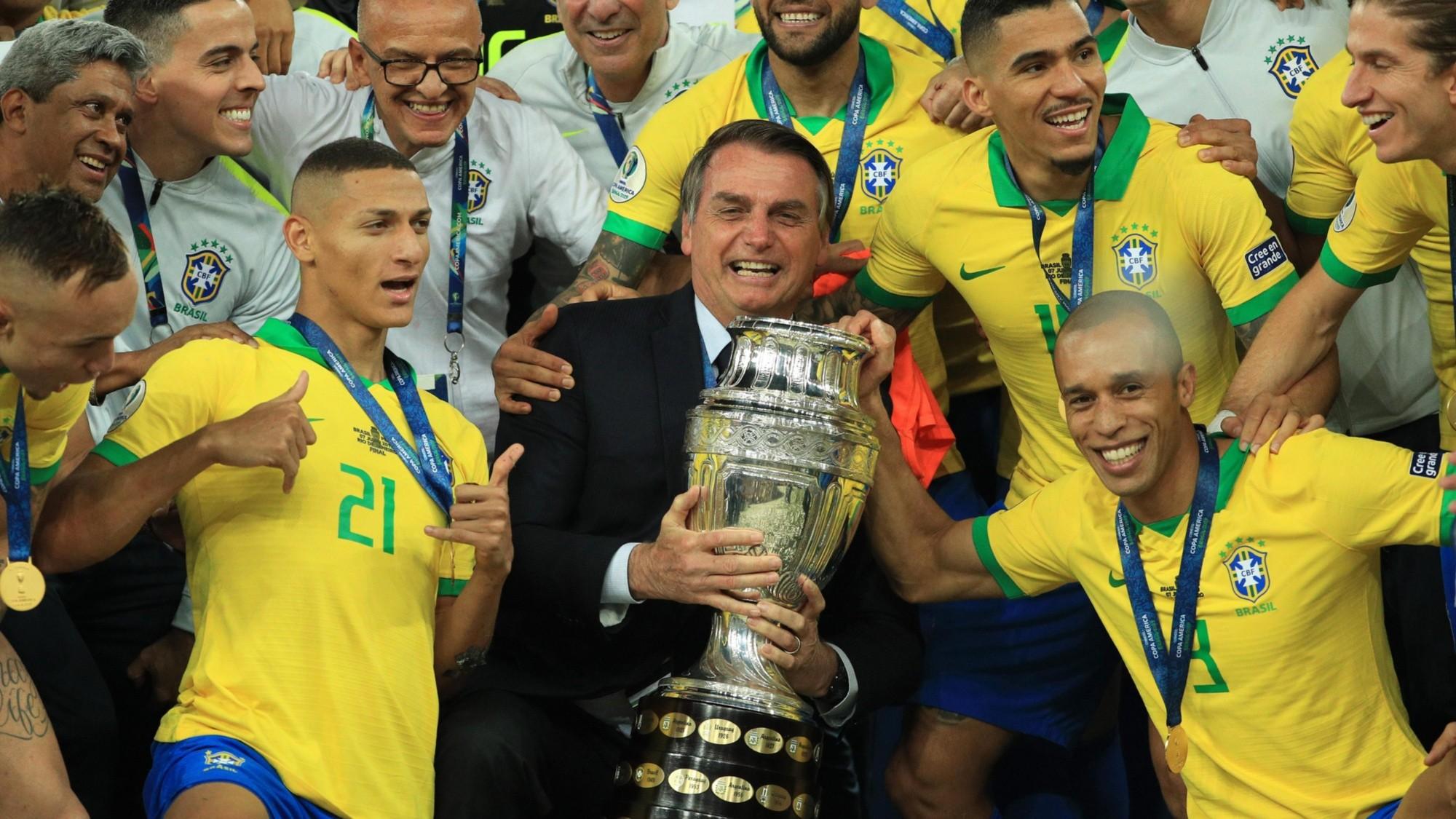 Favoritos en la Copa América 2021 en Brasil: ¿Quién será el Campeón de la  competencia que organiza Conmebol?   Bolavip