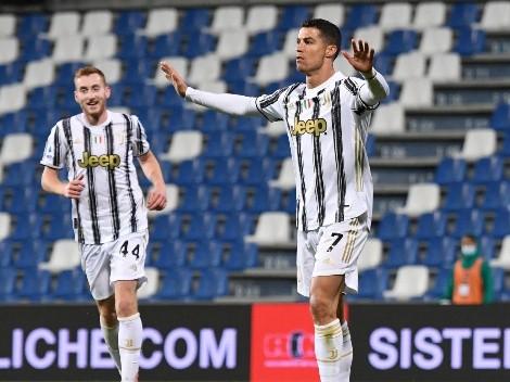Es de otro planeta: Cristiano Ronaldo ya llegó a los 100 goles con la Juventus