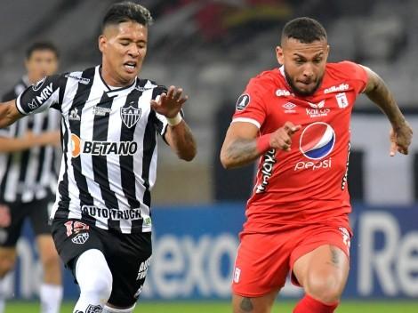 America de Cali host Atletico Mineiro today at the Estadio Olímpico Pascual Guerrero in Copa Libertadores 2021