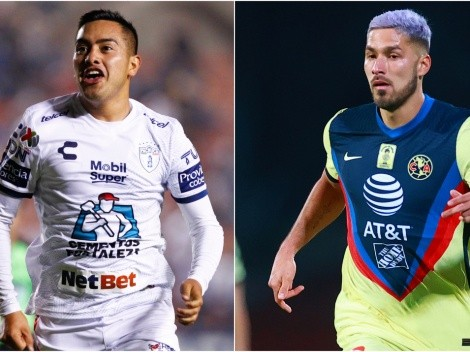 Pachuca and América face off today in the first leg of the Guard1anes 2021 quarterfinals