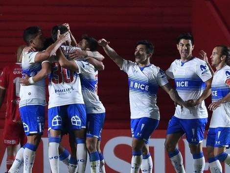 Católica logra triunfazo frente a Argentinos y sueña despierta con la clasificación