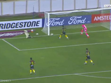 Sueñan los merengues: Alberto Quintero anota el 1-0 tras 'jugadaza' de Alex Valera
