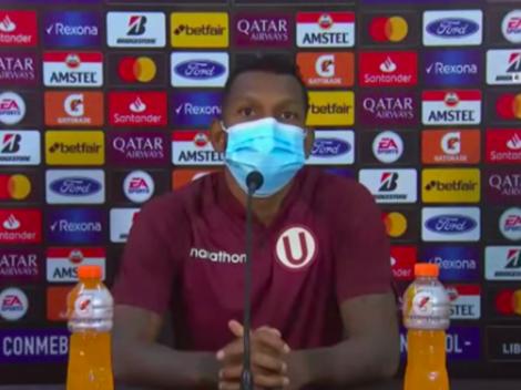 """""""Estamos en un presente grandioso"""": Alberto Quintero emocionado por empate ante Defensa y Justicia"""