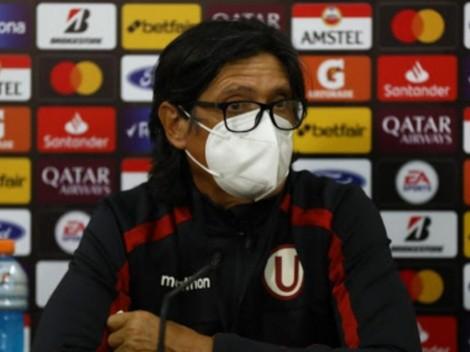 """""""Demostramos mucha personalidad"""": Comizzo elogió al plantel tras empate de la U"""
