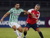 Quedó todo afuera: Nacional y Atlético Nacional igualaron sin goles en Colombia