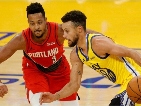 CJ McCollum explains how Stephen Curry changed the game for the worse