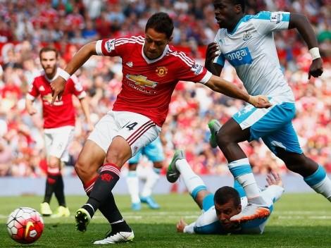 Alex Ferguson recordó con nostalgia el primer gol de Chicharito Hernández en Manchester United