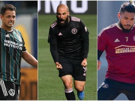 Ni Chicharito, ni Higuaín, ni Josef: ¿Quién es el que más gana en la MLS 2021?