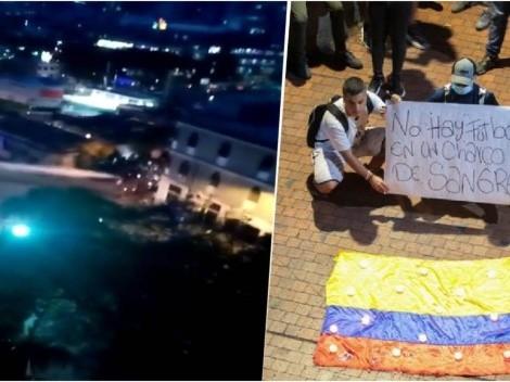Nacional de Uruguay reveló otro video de la noche de terror que vivió en Pereira