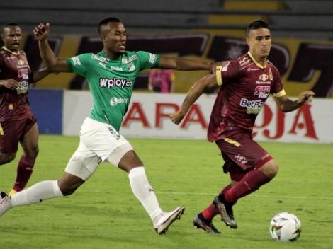 Qué canal transmite Deportivo Cali vs. Deportes Tolima por la Liga Betplay
