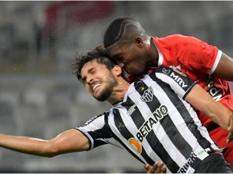 A muerte: definida las formaciones titulares para América vs Atlético Mineiro
