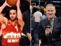 Facundo Campazzo y Chris Marlowe (Foto: Getty y cortesía del entrevistado)