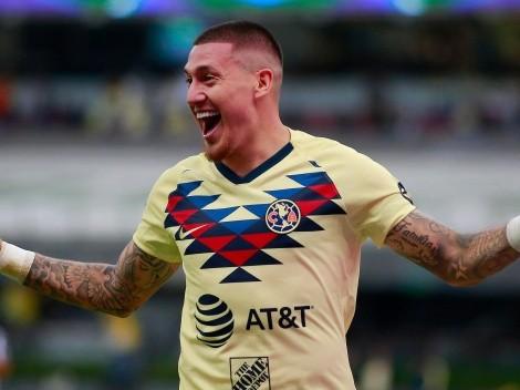 Nico Castillo vuelve a burlarse de Colo Colo, esta vez con la Copa Sudamericana