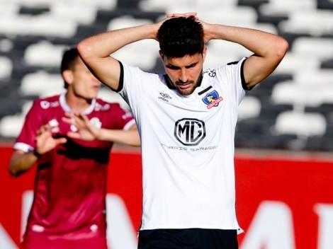Colo Colo acepta la salida de Nicolás Blandi al fútbol brasileño