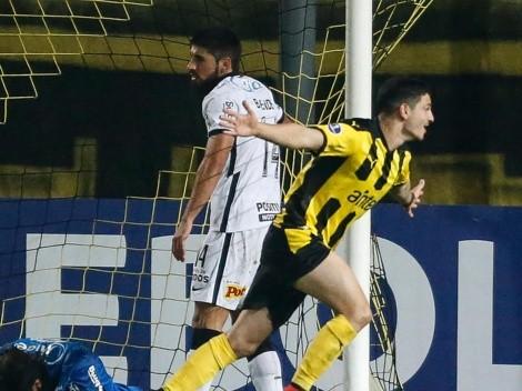 Quién te conoce, Manchester City: Peñarol goleó 4-0 a Corinthians