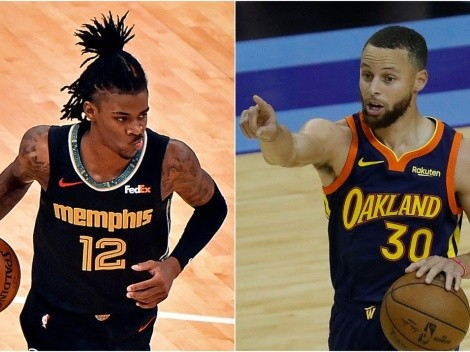 Warriors and Grizzlies meet in potential play-in matchup