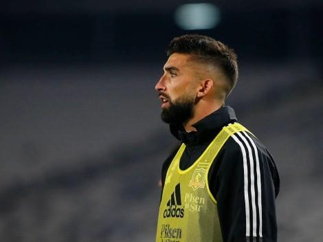 Vélez revela la cifra que Colo Colo paga por Emiliano Amor
