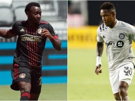 Eastern Conference leaders CF Montreal meet Atlanta United in the MLS