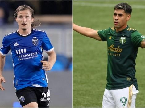 San Jose Earthquakes receive Portland Timbers in MLS Week 5