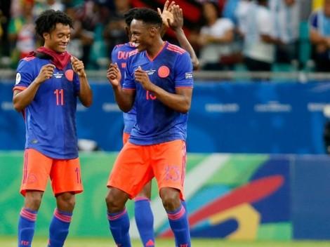 ¿Cuántas finales de Copa América jugó Colombia?