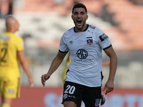 Nicolás Blandi toma la decisión de continuar en Colo Colo