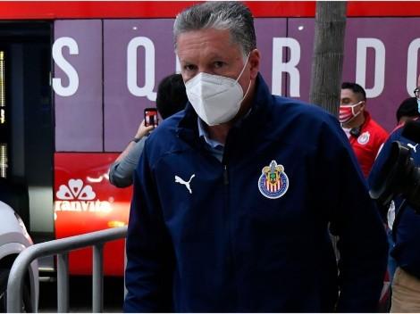 Apagó el fuego: Peláez se refirió a su comparación entre Almeyda y Vucetich