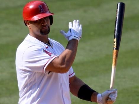 Los cuatro equipos interesados en firmar a Albert Pujols para MLB 2021