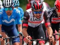 Así quedaron los ciclistas colombianos en el Giro de Italia, tras la etapa 8