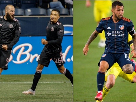Inter Miami hará historia en su visita a FC Cincinnati por MLS 2021