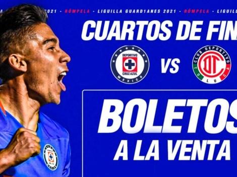 Cruz Azul vs. Toluca: Aún hay boletos para el partido en el Estadio Azteca