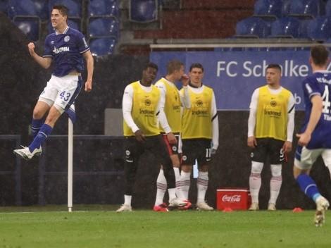 VIDEO: Matthew Hoppe anota en despedida del Schalke 04 de la Bundesliga