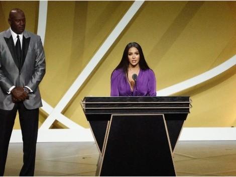 Kobe Bryant Hall of Fame induction: Watch Vanessa Bryant's heartfelt speech