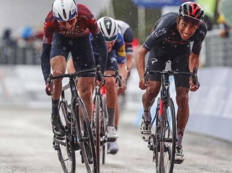 Impresionante: Egan Bernal es el nuevo líder del Giro de Italia 2021