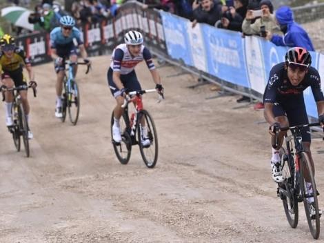 Egan, nuevo líder: así quedaron los colombianos en la general del Giro