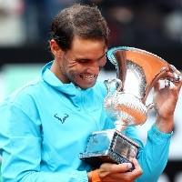 Rafael Nadal derrotó a Novak Djokovic y ganó por décima vez el Masters 1000 de Roma