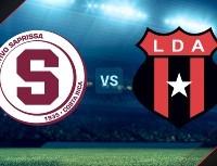 Qué canal transmite HOY Saprissa vs. Alajuelense por la Liga Promerica: horario y canales de TV