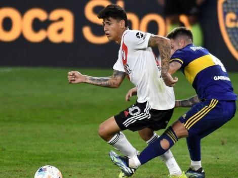 Sin Paulo Díaz: River cae ante Boca en penales tras digno partido con 15 bajas