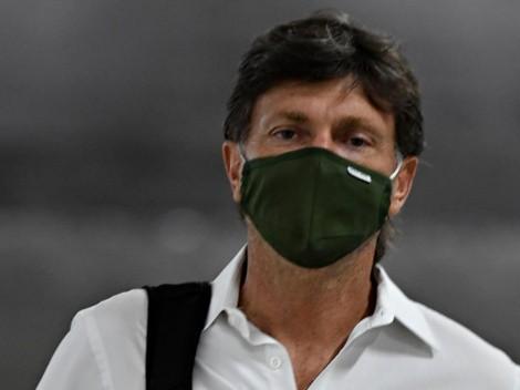 "Hernán Cristante admitió que lo de Toluca fue ""fracaso"""