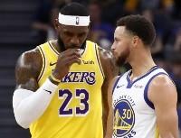 En contra de los expertos, LeBron eligió a Stephen Curry como el MVP