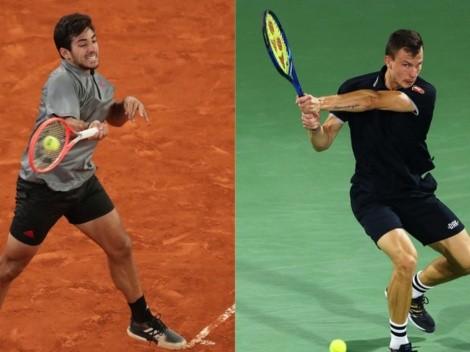 Cristian Garin frente a Marton Fucsovics: Dónde ver EN VIVO el duelo por el ATP 250 de Ginebra