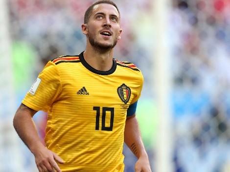 Oficial: la lista de Bélgica para la Eurocopa