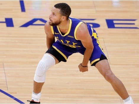 LeBron James explains why Stephen Curry should win MVP
