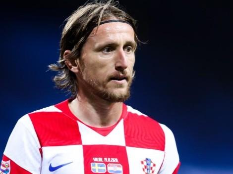 Oficial: La lista de Croacia para la Eurocopa