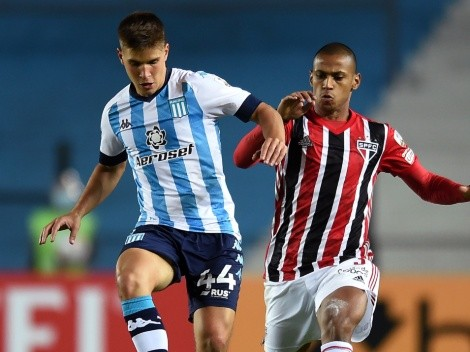 Sao Paulo vs Racing Club: Predictions, odds and how to watch Copa CONMEBOL Libertadores 2021 in the US at the Morumbi