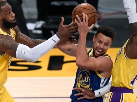 Ni las apuestas confían en Curry: los favoritos para el Play-In NBA 2021