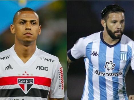 São Paulo é derrotado por 1 a 0 para o Racing e perde a chance de avançar na Copa Libertadores
