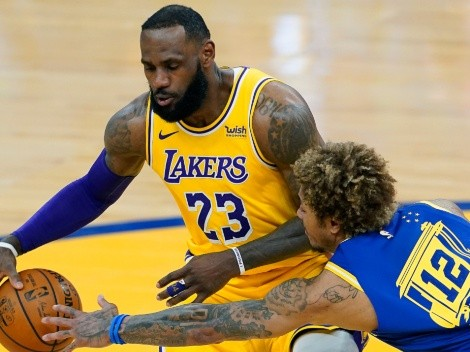 ¿Juega LeBron?: la lista de lesionados de Lakers y Warriors antes del Play-In