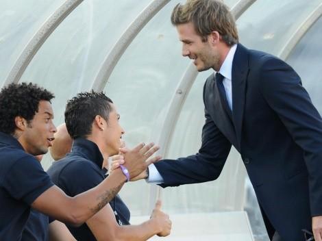 Beckham quiere llevarse a un excompañero del Real Madrid al Inter Miami